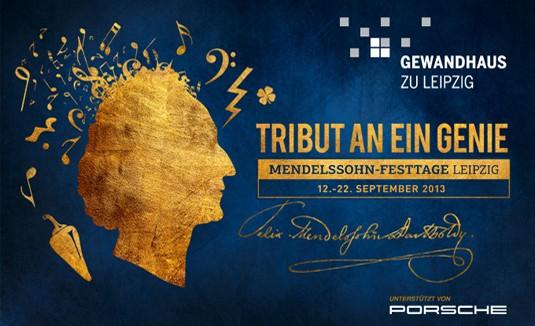 Mendelssohn Festtage 2013