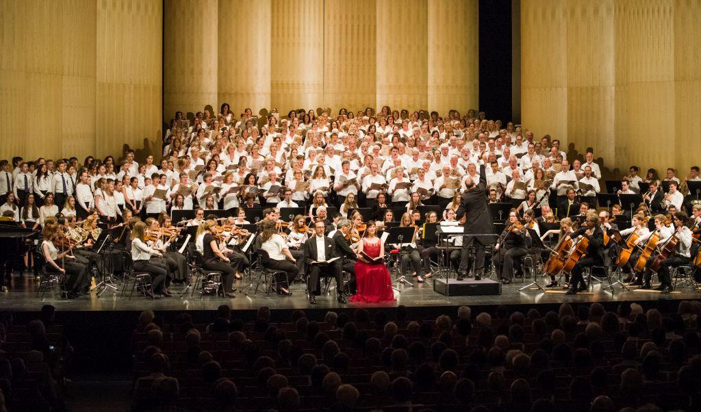 Baden Baden Konzert
