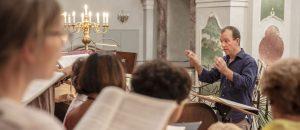 W.A. Mozart, Spatzenmesse @ Jesuitenkirche Mannheim